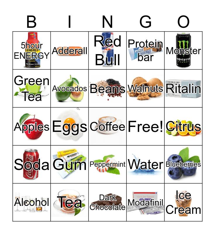 CHEATER Bingo Card