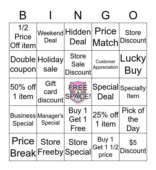 ADORN OPULANCE  Bingo Card