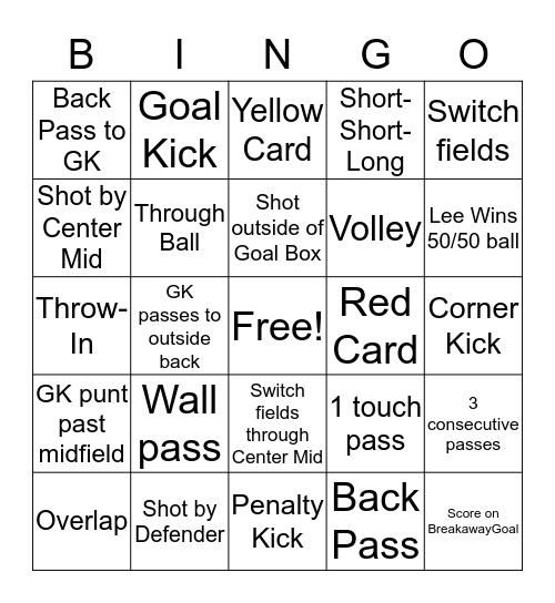 Groundhog BINGO BONANZA Bingo Card