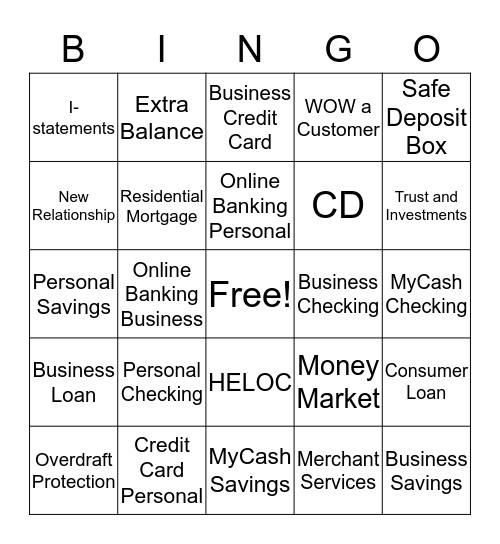 BENNETT VALLEY REFERRAL Bingo Card