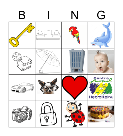 hebra Bingo Card