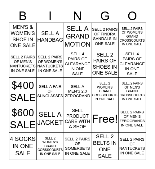 MEBANE MEMORIAL DAY BINGO Card