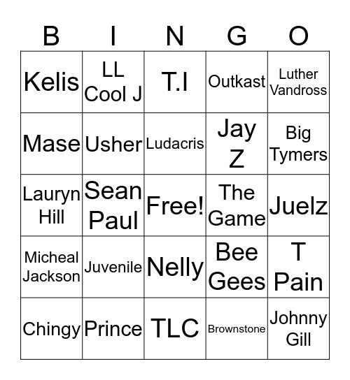 Trap Bingo (1$Blackout) Bingo Card