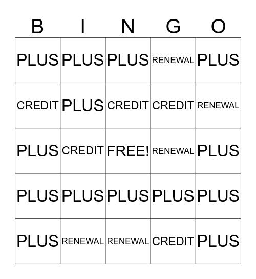 Sam's Club BINGO Card Bingo Card