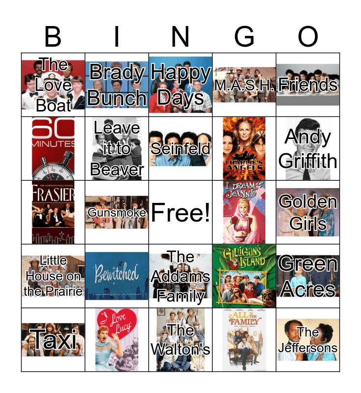 Bingo tv show