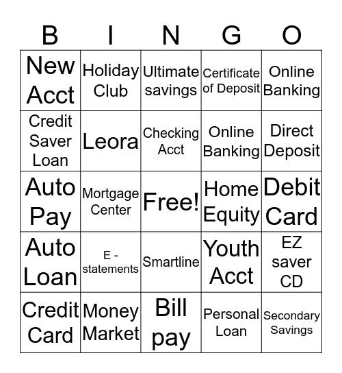 Referral Bingo  Bingo Card