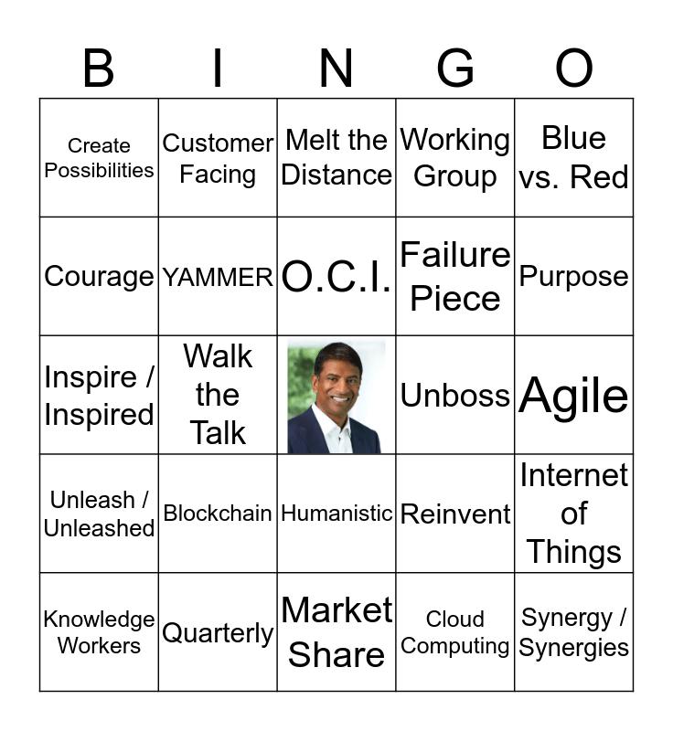 Culture Journey Bingo Card