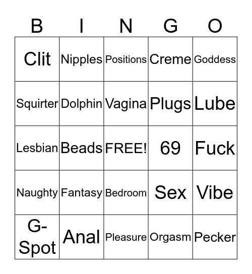 Whats Ur Dyzire Bingo Card