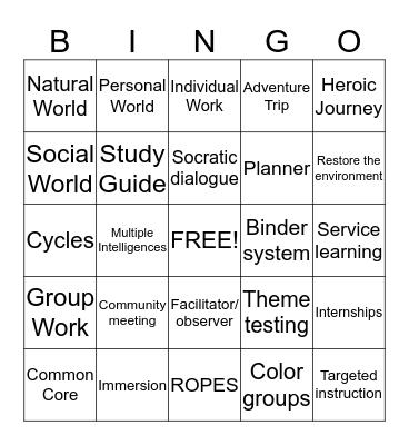Work Bingo Cards On Bingo Baker