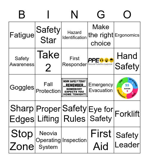 Period 1 - 3 2018 Bingo Card