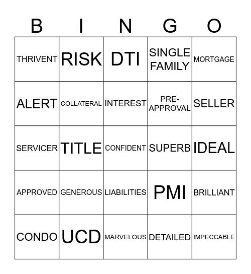 MAKE THEIR DAY! Bingo Card