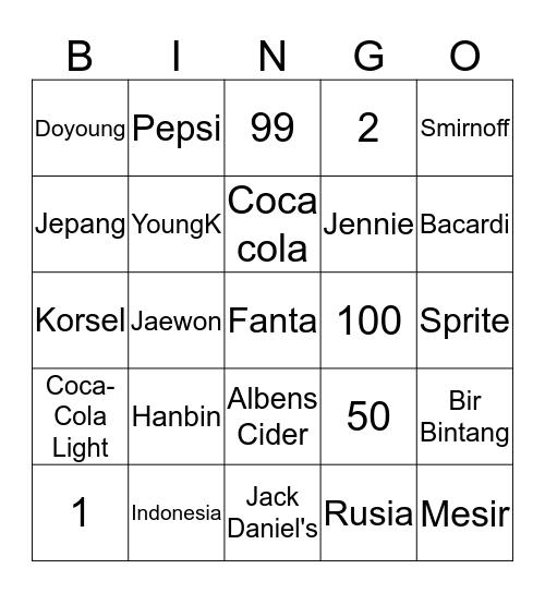 N A B I L Bingo Card