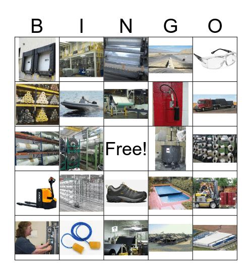 Seaman Corporation  Bingo Card