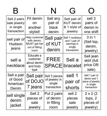 Team Little Rock BINGO! Bingo Card