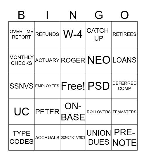 BEST WISHES BRANDI! Bingo Card