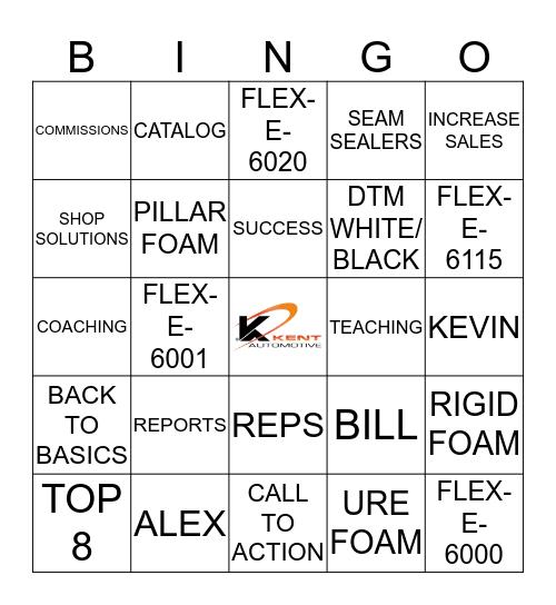 BACK TO BASICS Bingo Card
