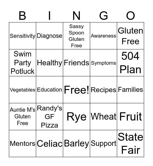 TC R.O.C.K. Bingo Card