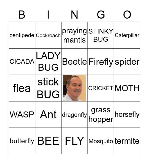 BUGS Bingo Card
