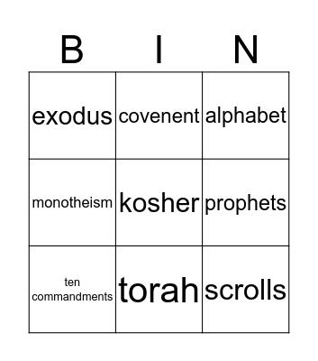 bingooooo Bingo Card
