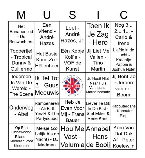 404 Bingo Card