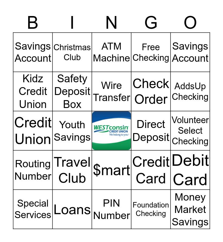 Personal Bingo Card