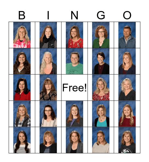 Cathcart Bingo! Bingo Card
