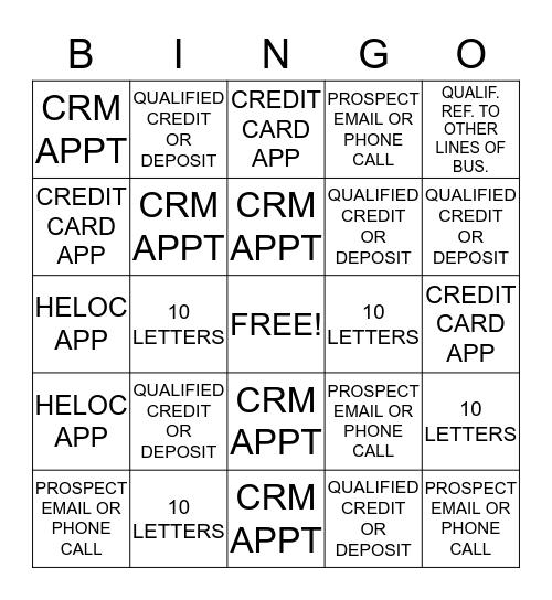 Lodo Bingo  Bingo Card