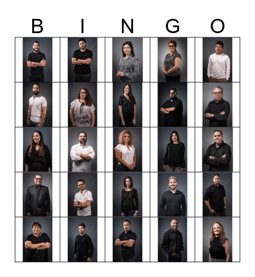 Bingo A&A Bingo Card