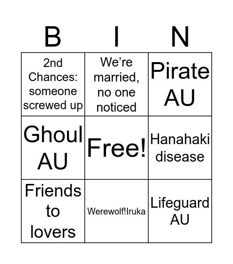 KakaIru Mini Bingo Card