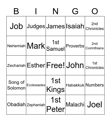 Overnight Camping  Bingo Card