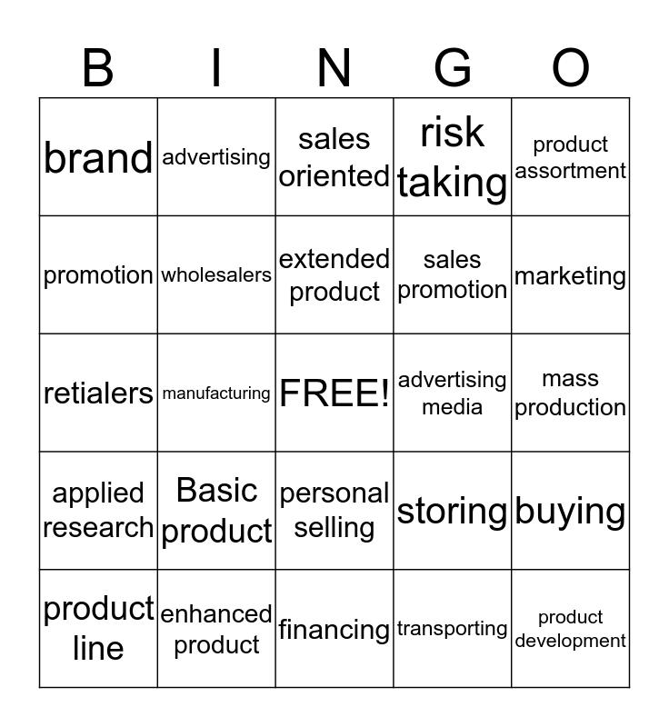 Board #2 Bingo Card