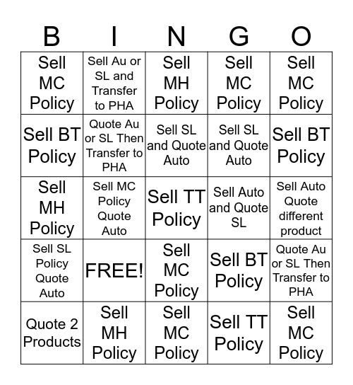 PLAY SUMMER LOVIN BINGO  05-31 / 06-06 Bingo Card