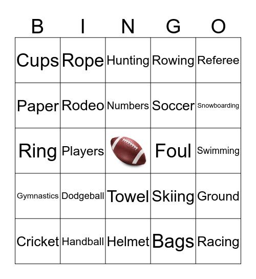 The Mike Reeder Team 2020 Bingo Card