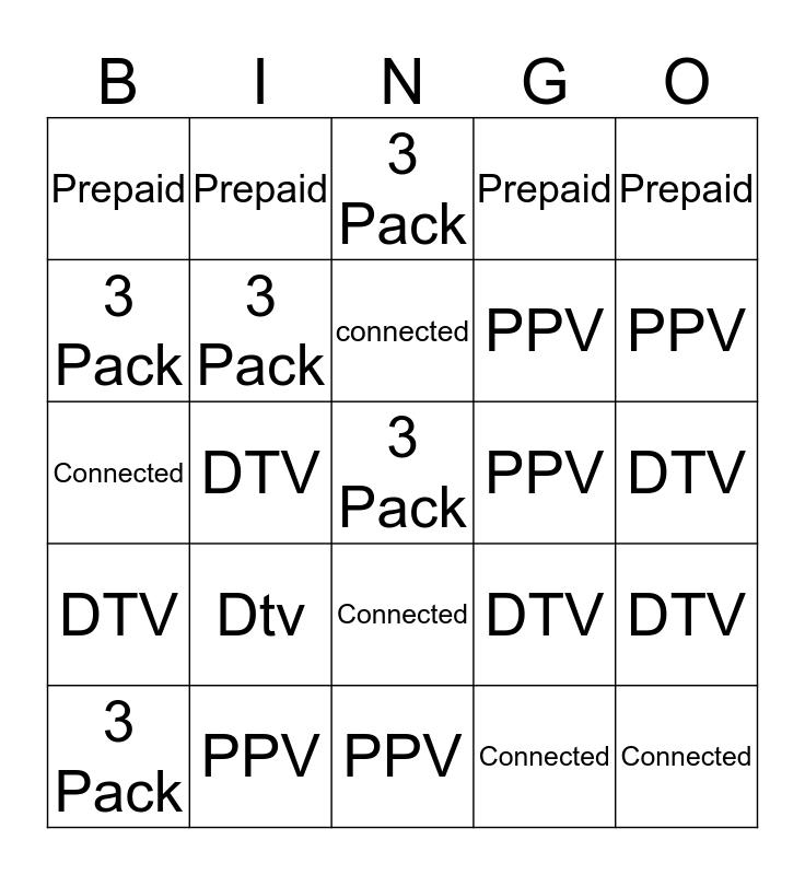Feb/20 Bingo Card