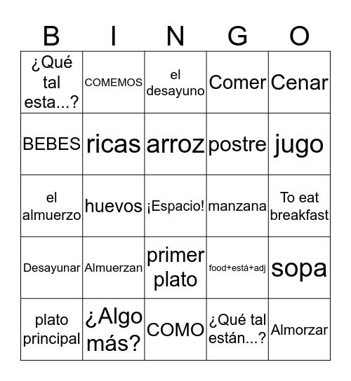 2B Review Bingo Card