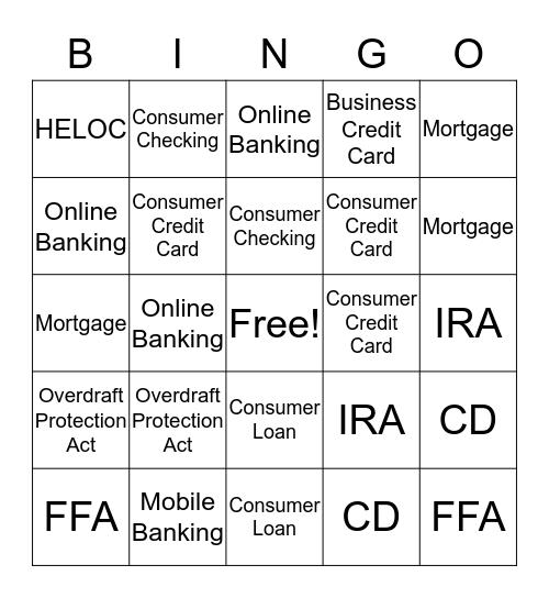 PLATFORM Bingo Card