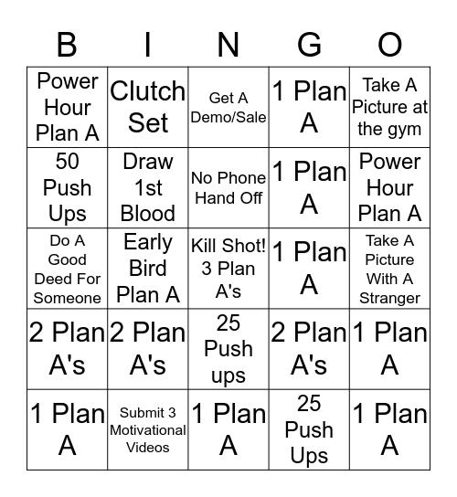 Renewal By Andersen-  Bingo Card
