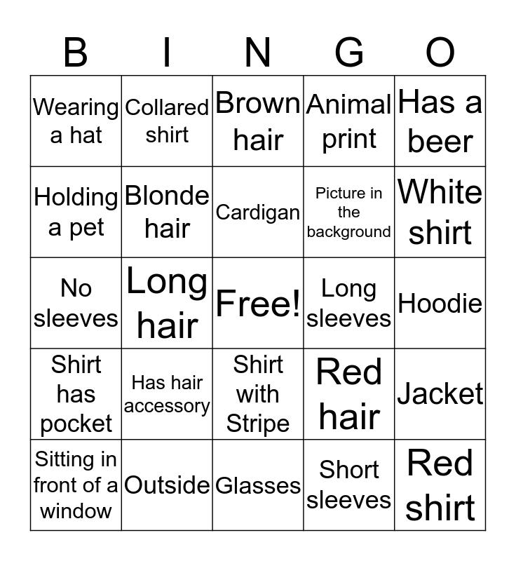 Mylo Bingo Card
