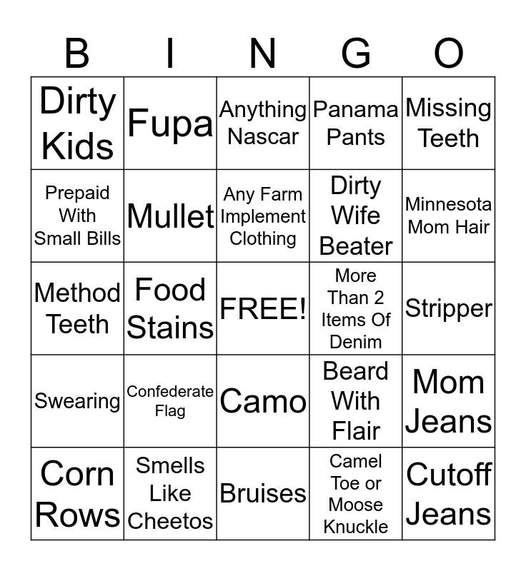 Download Walmart Bingo Game Images
