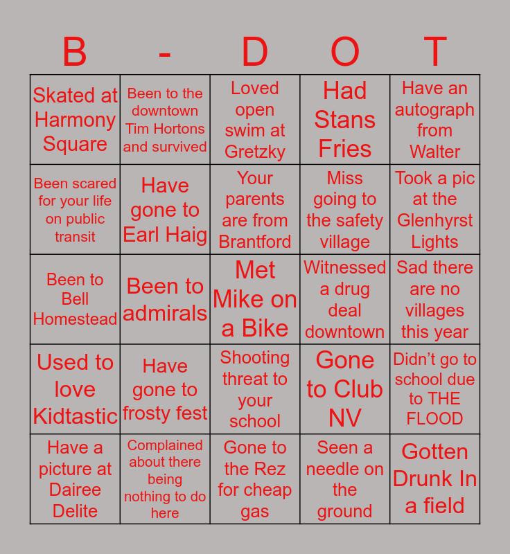 Brantford Bingo