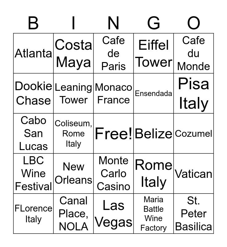 DYNAMIC   JJLLS Bingo Card