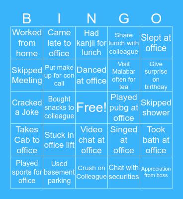 Aabasoft Bingo Card