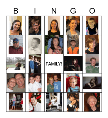Wishing We Could Be With You!!! Bingo Card