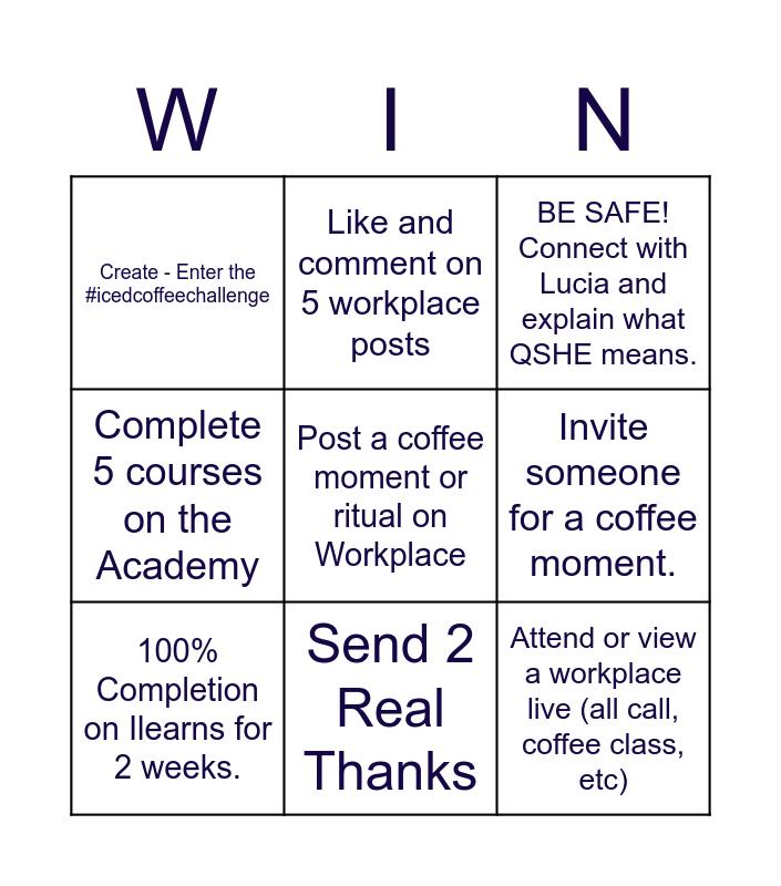 Bingol Bingo Card