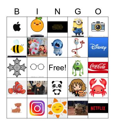 BINGO 2020 Bingo Card