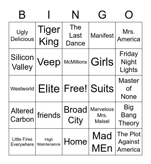 cinco de bingo Card