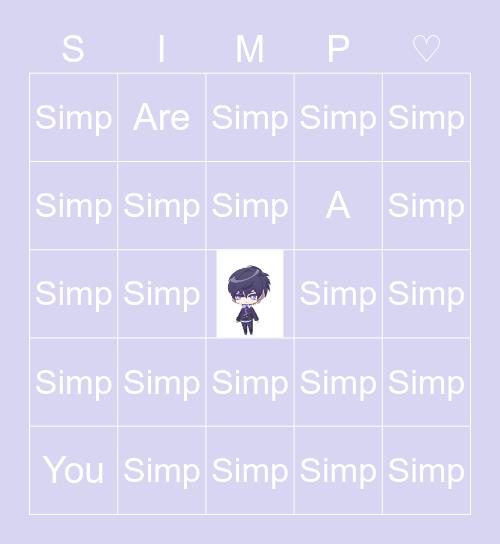 Masumi Usui Bingo Card