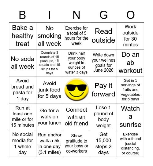 Surviving the Quarantine Bingo Card