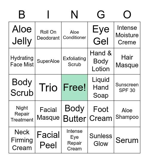 L'BRI Bingo Card