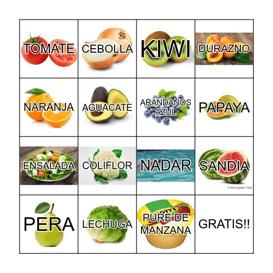 Mejora Tu Salud Bingo Card